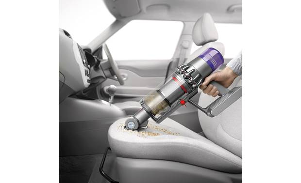 Dyson V11™ Animal Quickly converts to a handheld vacuum for use in the car