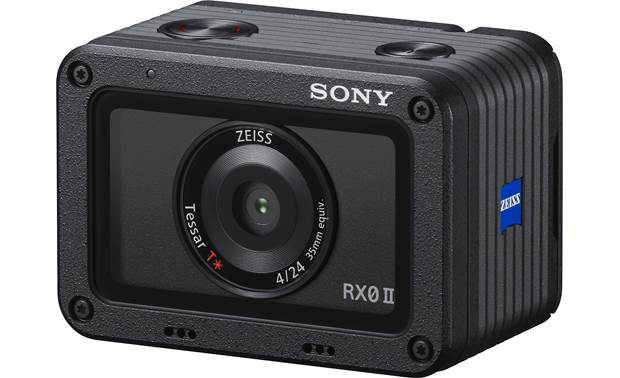 Sony RX0 II Front