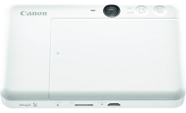 Canon IVY CLIQ Select the aspect ratio — 2x2 or 2x3 — before taking the photo