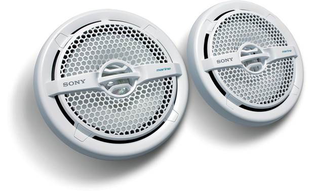 Sony XS-MP1611 marine speakers