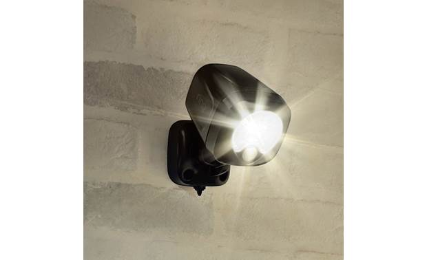 Ring Smart Lighting Spotlight Shine a light on your landscape's dark corners