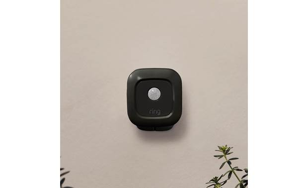 Ring Smart Lighting Motion Sensor Small and unobtrusive enough to tuck almost anywhere