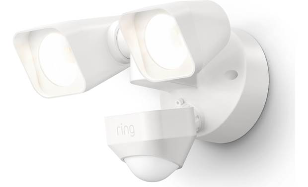 Ring Smart Lighting Floodlight Wired Front