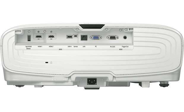 Epson Home Cinema 5050UB Back