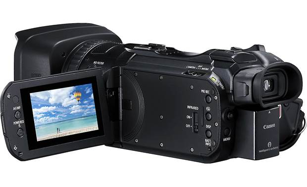 Canon VIXIA HF G60 The 3