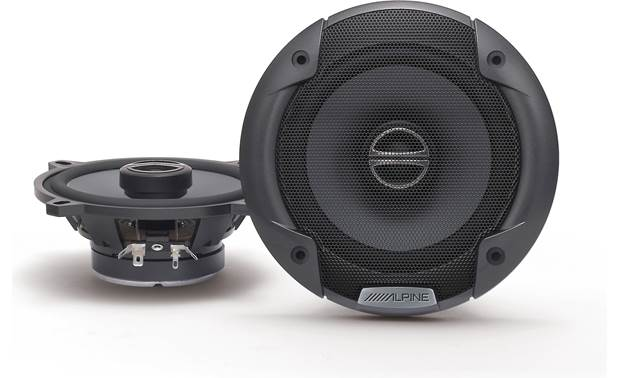 Alpine SPE-5000 Step up from factory sound with Alpine's Type E speakers