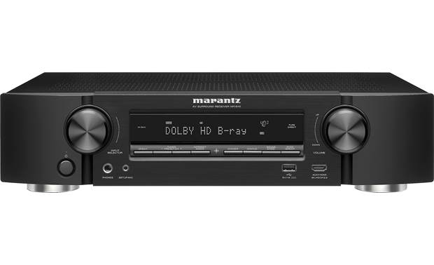 Marantz NR1510 (2019 model) Direct front view