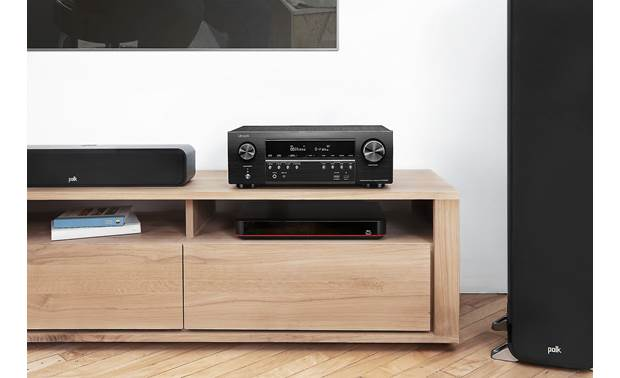 Denon AVR-S750H (2019 model) Shown in room