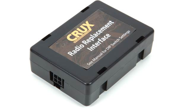 Crux SWRTY-61N Wiring Interface Other