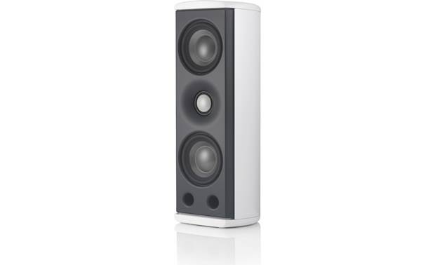 Revel Concerta M8 SP2 Shown individually with grille off (positioned vertically)