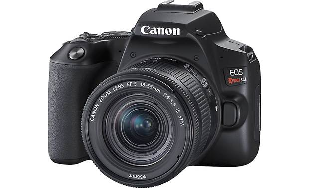 Canon EOS Rebel SL3 Kit Front