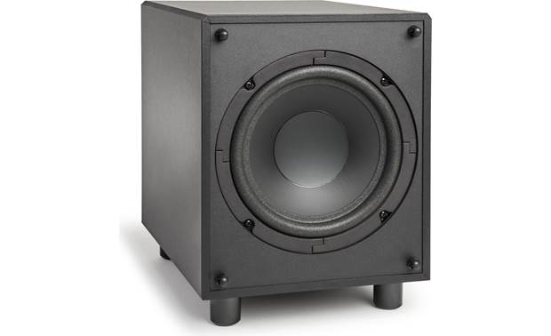 Definitive Technology ProCinema 6D ProSub 6D powered subwoofer, with grille removed