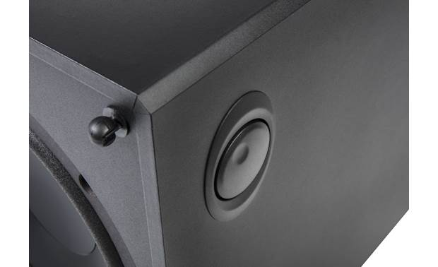Definitive Technology ProCinema 6D Volume knob on the side of the subwoofer lets you fine-tune bass output to suit your preferences