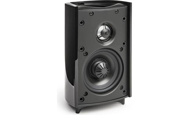 Definitive Technology ProCinema 6D Satellite speaker, shown with grille removed