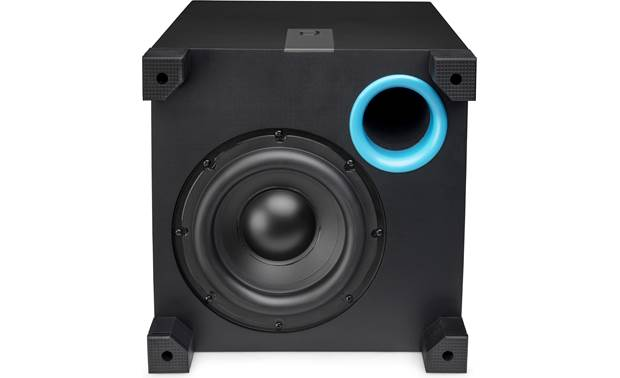 Definitive Technology Studio Advance Sub has an 8-inch downfiring woofer for deep bass