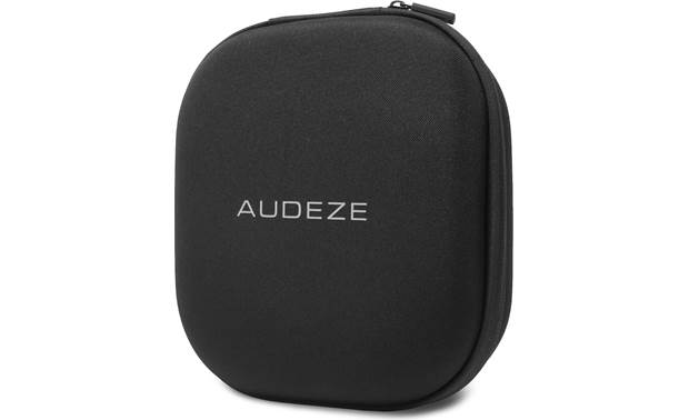 Audeze Mobius Carry Case Nylon and EVA plastic exterior with padded, cloth-lined interior
