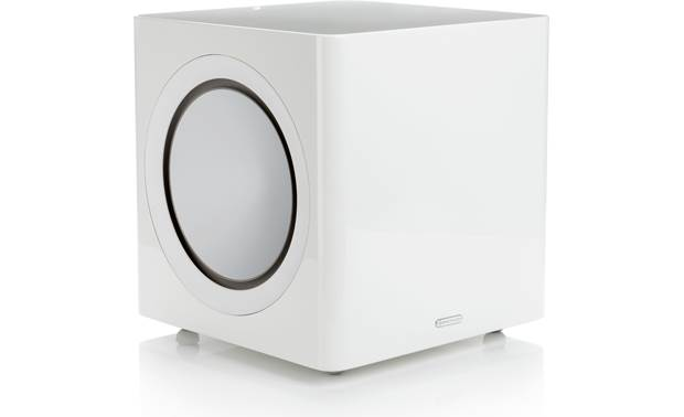 Monitor Audio Radius 390 Angled front view