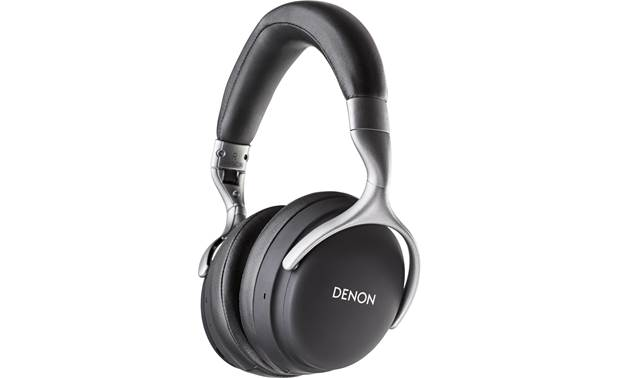 Denon AH-GC30 Noise-canceling headphones that play music wirelessly via Bluetooth