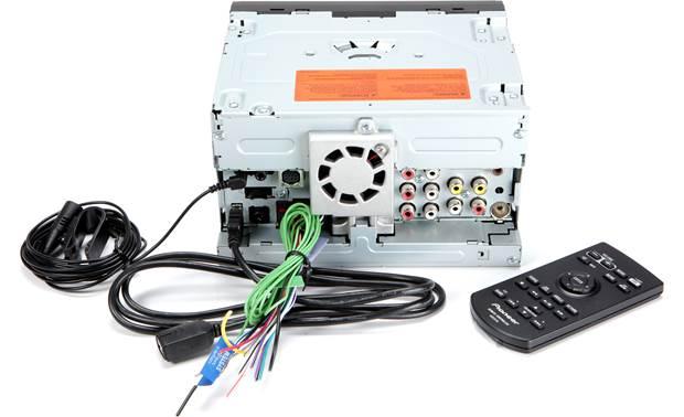 [ZSVE_7041]  Pioneer AVH-1550NEX DVD receiver at Crutchfield | Wiring Diagram Pioneer Avh 1500 Dvd |  | Crutchfield