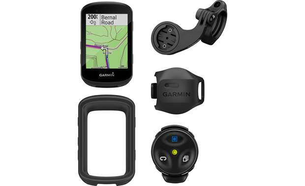 Garmin Edge 530 Mountain Bike Bundle The Edge 530 Mountain Bike Bundle includes extras designed for mountain biking.