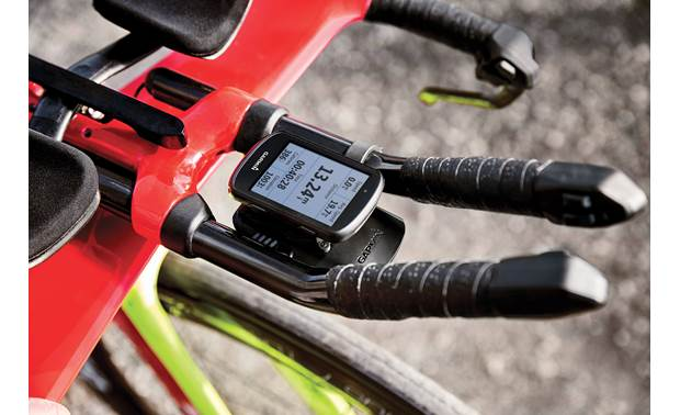 Garmin Edge 530 Sensor Bundle Upfront mount.