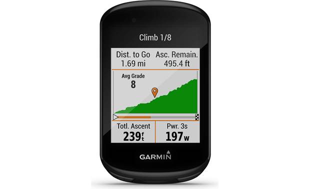 Garmin Edge 830 Mountain Bike Bundle Other
