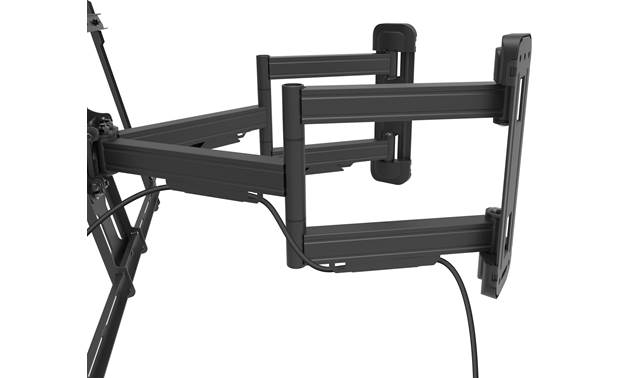 Kanto PDC650 Detachable clips included for cable management