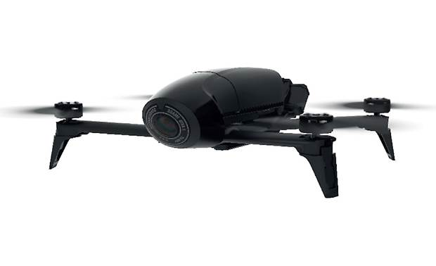 Parrot Bebop-Pro Thermal Front-mounted 14-megapixel HD camera