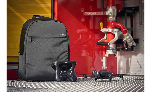 Parrot Bebop-Pro Thermal Backpack-style carrying case included
