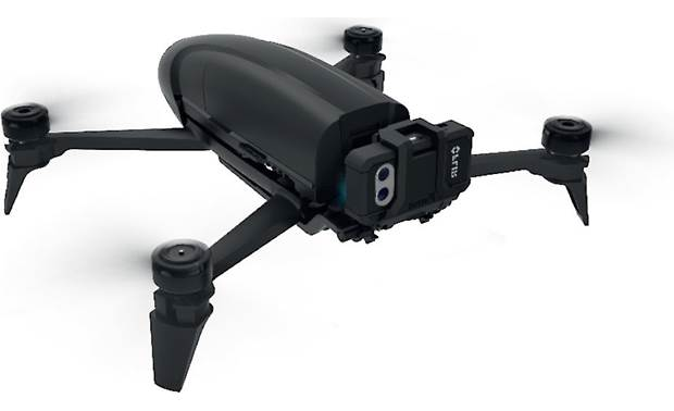 Parrot Bebop-Pro Thermal Rear-mounted FLIR ONE Pro thermal camera