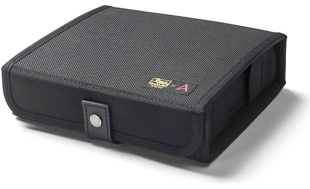 Astell&Kern Van Nuys 3-split Carrying Case Front