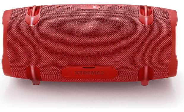 JBL Xtreme 2 Red - back