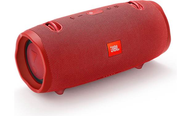 JBL Xtreme 2 Red  - left front