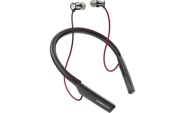 Sennheiser Momentum In-ear Wireless Wear the headphones securely around your neck while music plays wirelessly
