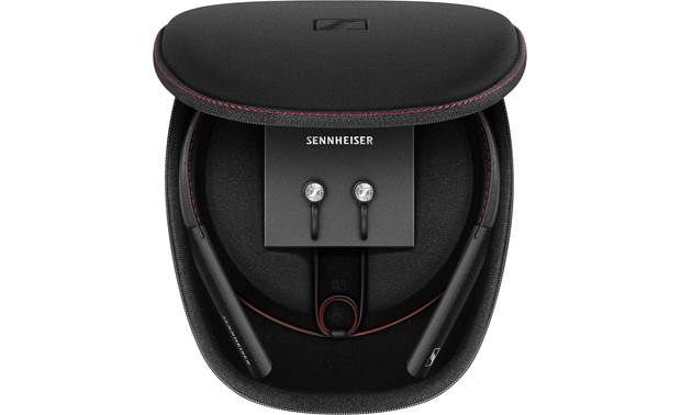 Sennheiser Momentum In-ear Wireless Inside included zippered case