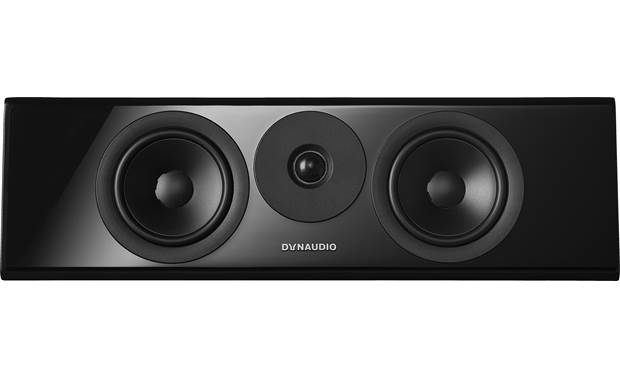 Dynaudio Evoke 25C Front view with grille removed