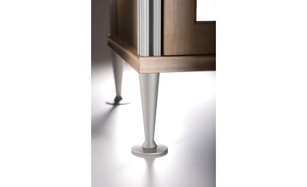 Salamander Designs Stiletto Feet Aluminum