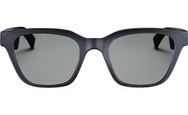 Bose Frames Alto Sunglasses with built-in speakers and Bluetooth® play music and podcasts wirelessly from your phone
