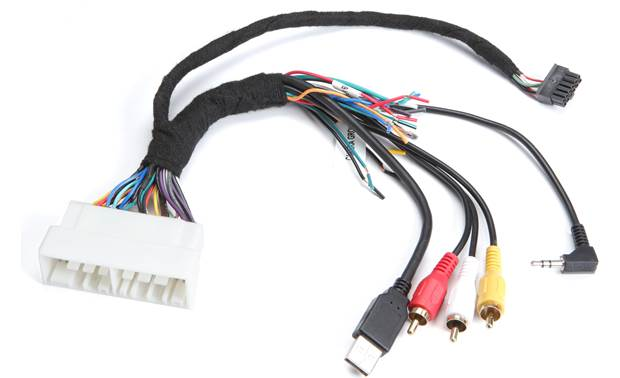 Metra 70-7307 Receiver Wiring Harness
