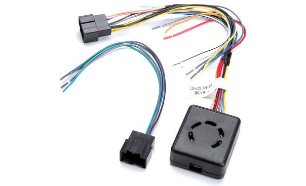 Metra LC-GMRC-LAN-01 Wiring Interface Connect a new car stereo and on