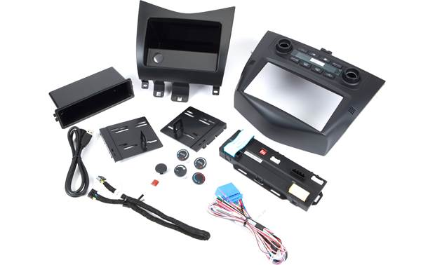 PAC RPK4-HD1101 Dash and Wiring Kit