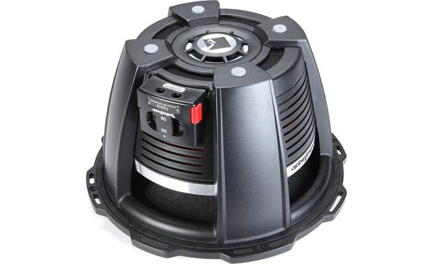 Rockford Fosgate Power T1D412 Back
