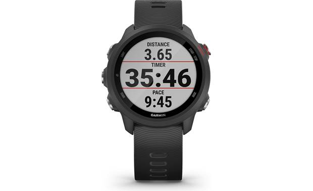 Garmin Forerunner 245 Music Customizable display fields