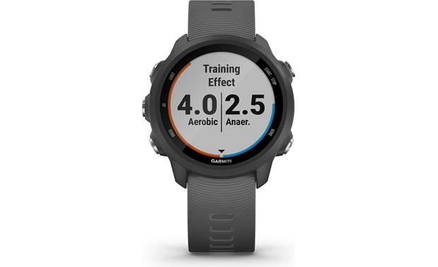Garmin Forerunner 245 Training tracking