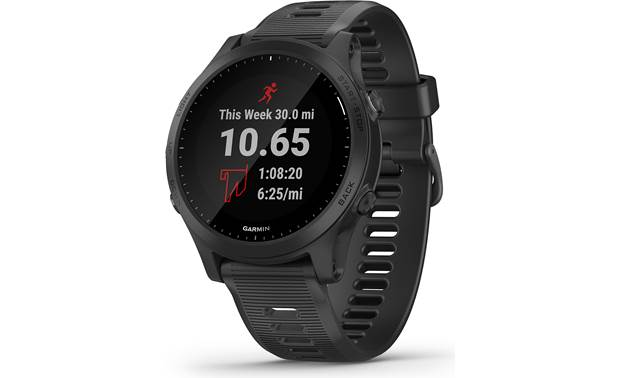 Garmin Forerunner 945 Forerunner 945 is an extremely capable multisport watch
