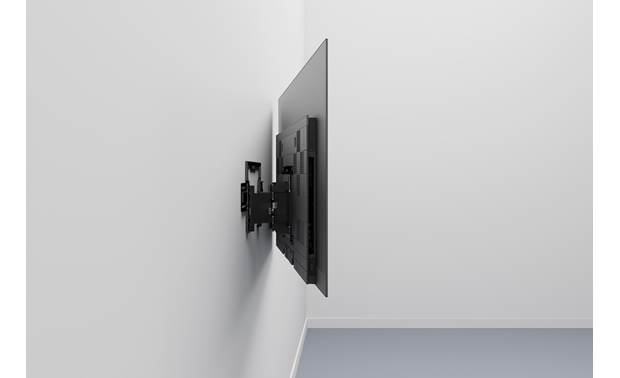 Sony SU-WL855 Wall-Mount Bracket Swivel capability provides optimum viewing and easy access to connections