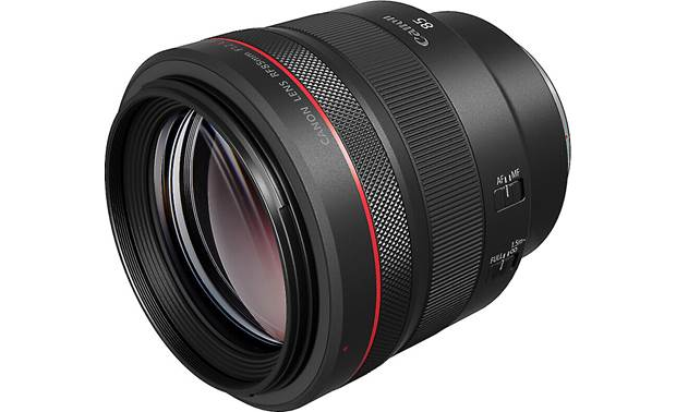 Canon RF 85mm f/1.2 L USM Front