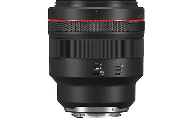 Canon RF 85mm f/1.2 L USM Side