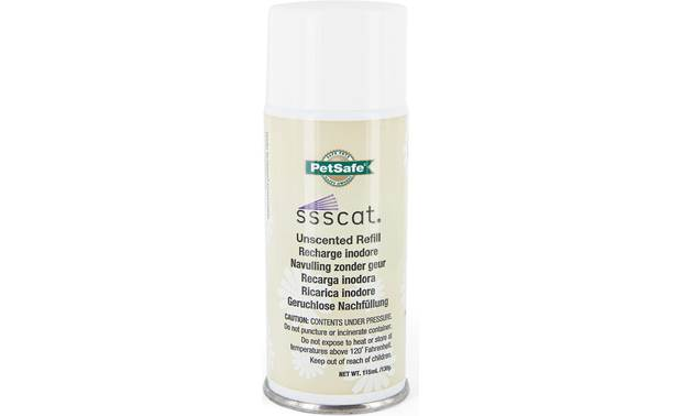 PetSafe SSSCAT® Unscented Replacement Can Front