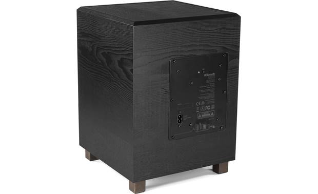 Klipsch Bar 40 Back of included subwoofer